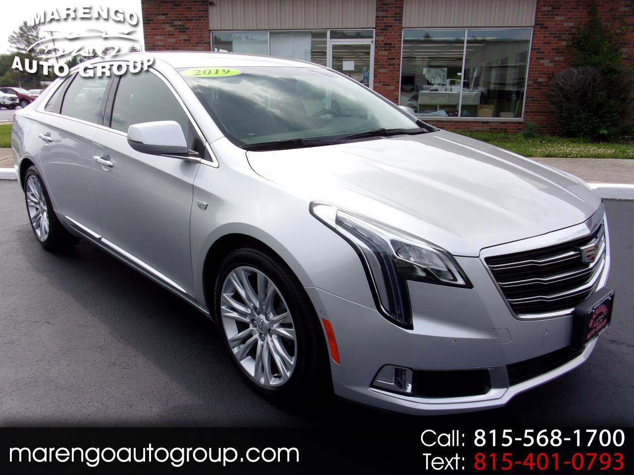 used 2019 Cadillac XTS car, priced at $25,996