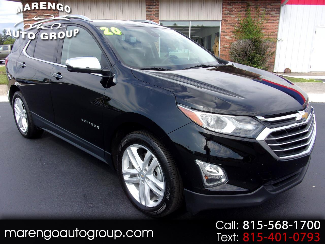 used 2020 Chevrolet Equinox car, priced at $28,996