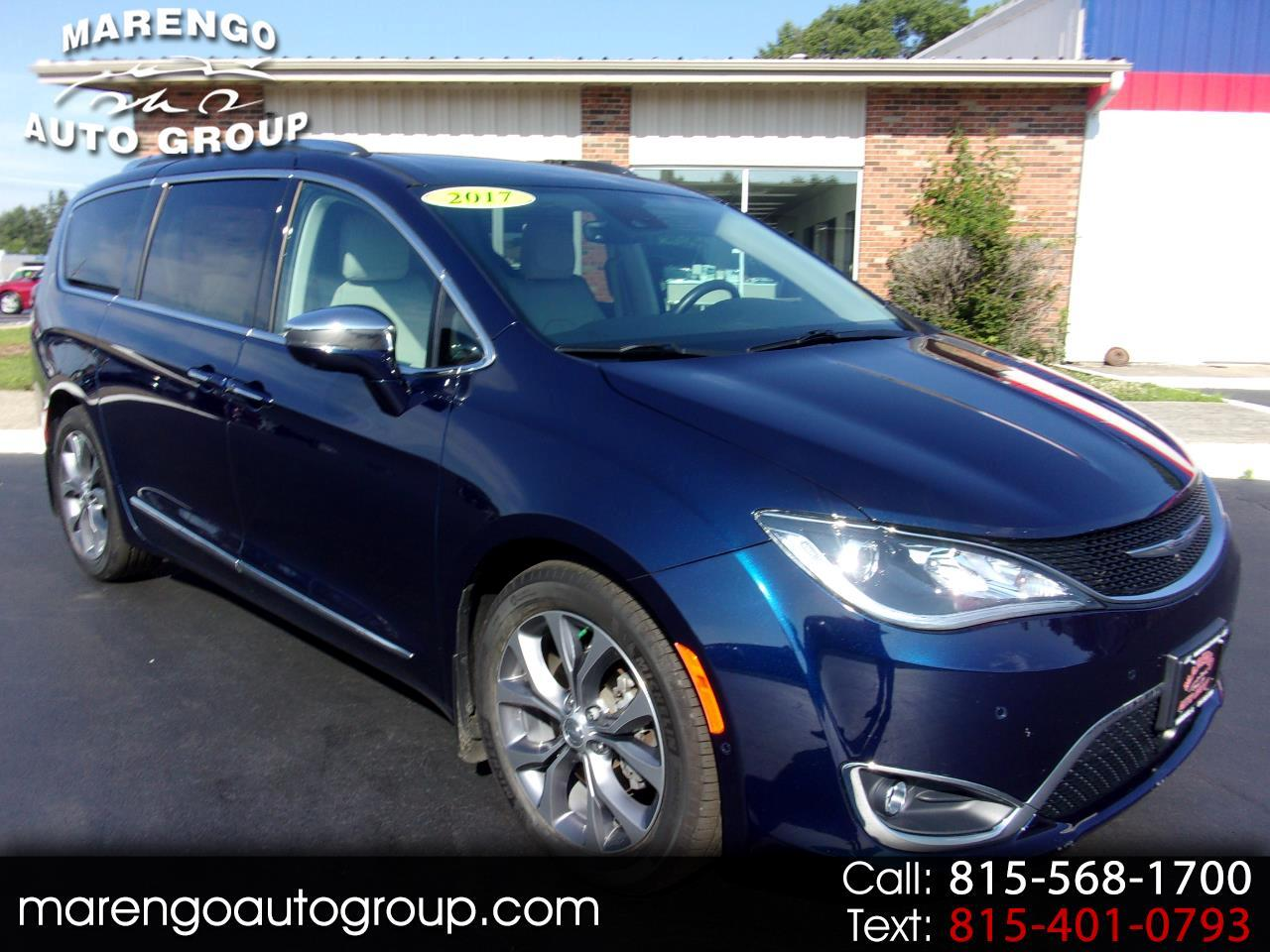 used 2017 Chrysler Pacifica car, priced at $26,996