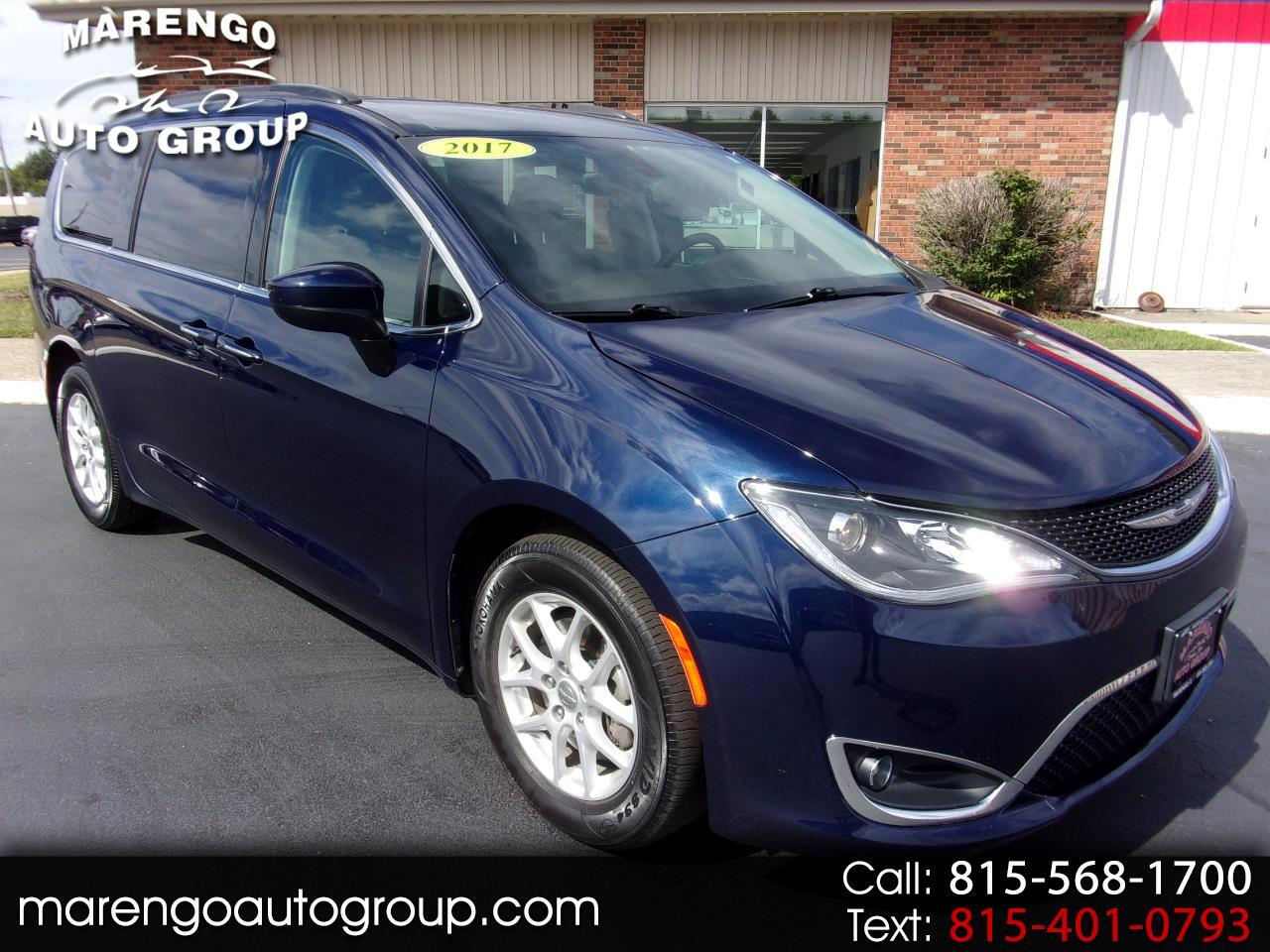 used 2017 Chrysler Pacifica car, priced at $21,996
