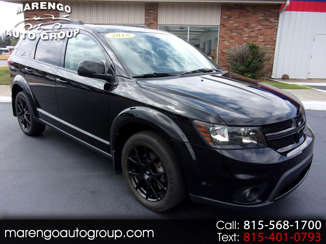 used 2018 Dodge Journey car, priced at $21,996