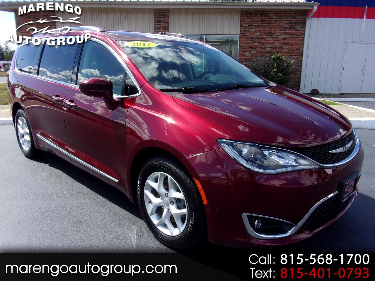 used 2017 Chrysler Pacifica car, priced at $27,996