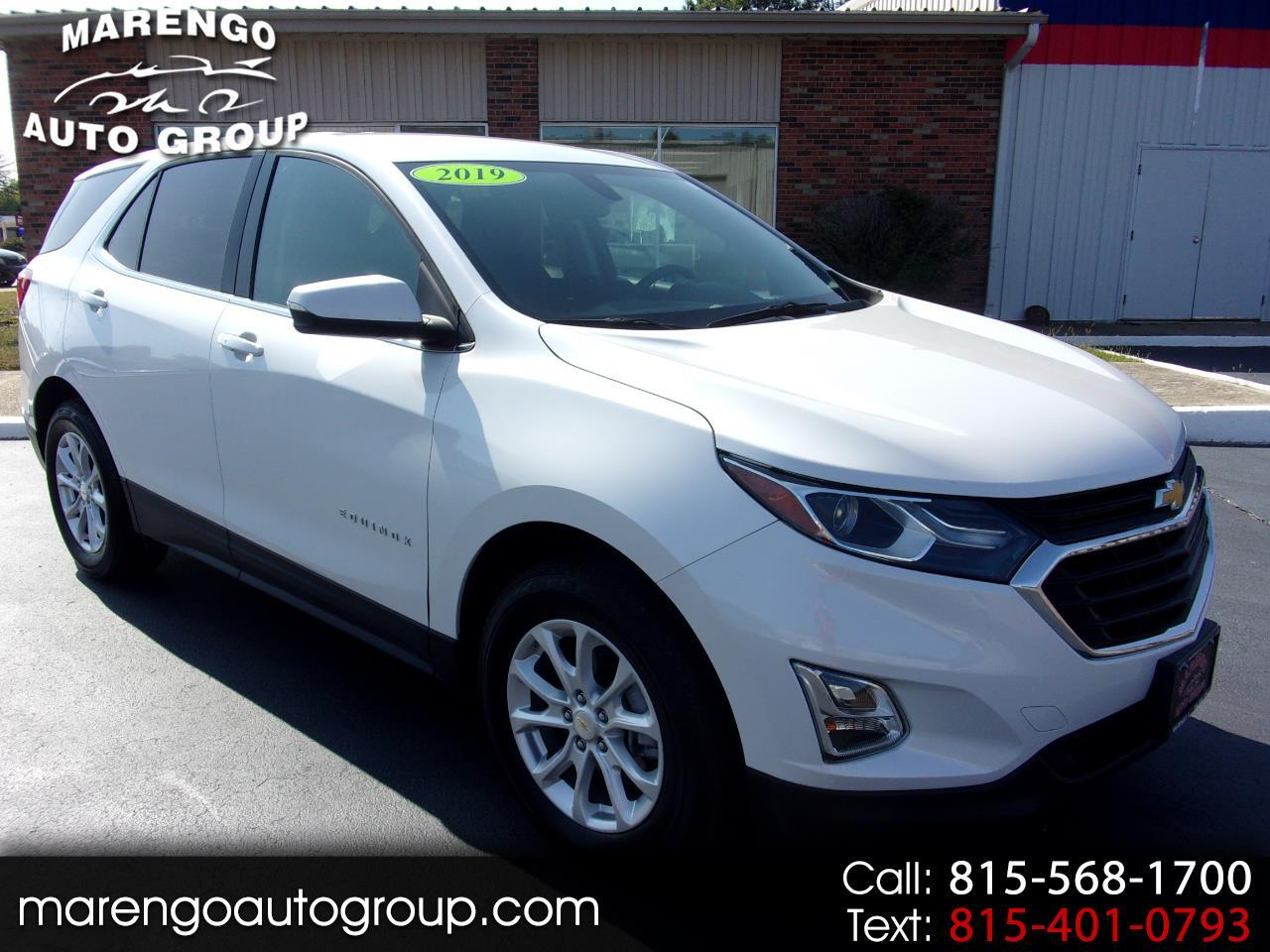 used 2019 Chevrolet Equinox car, priced at $22,996