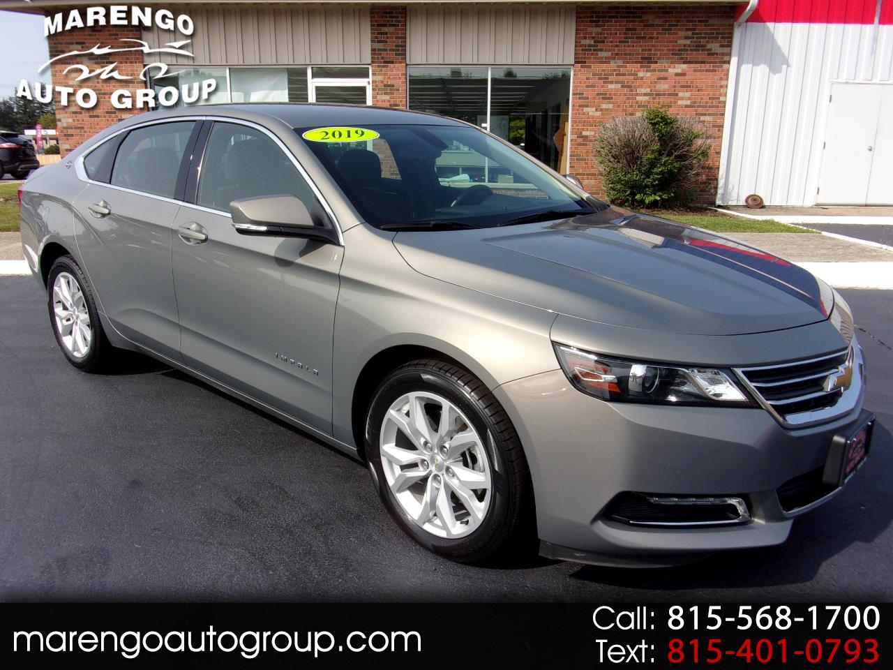 used 2019 Chevrolet Impala car, priced at $24,996
