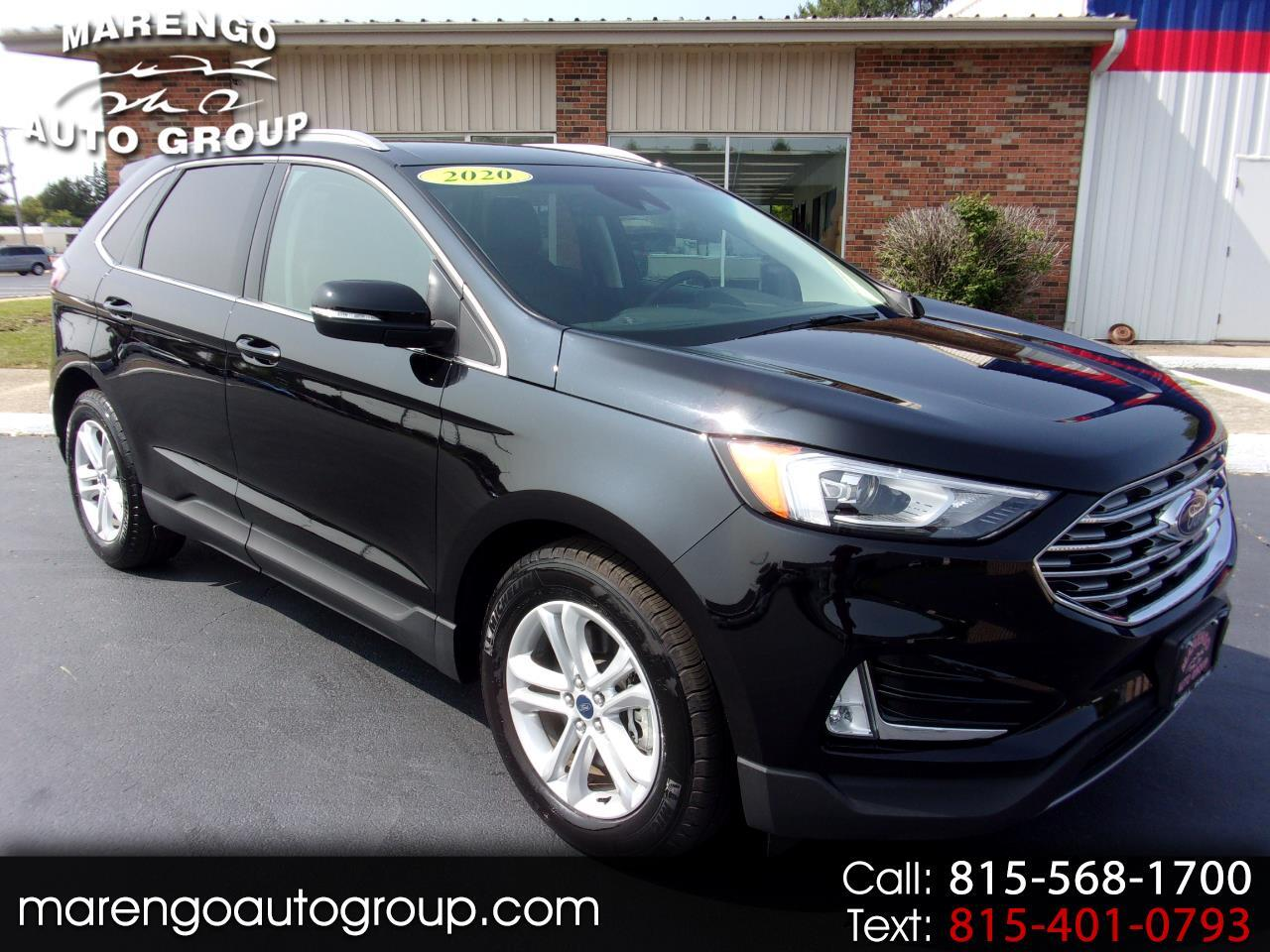 used 2020 Ford Edge car, priced at $28,996