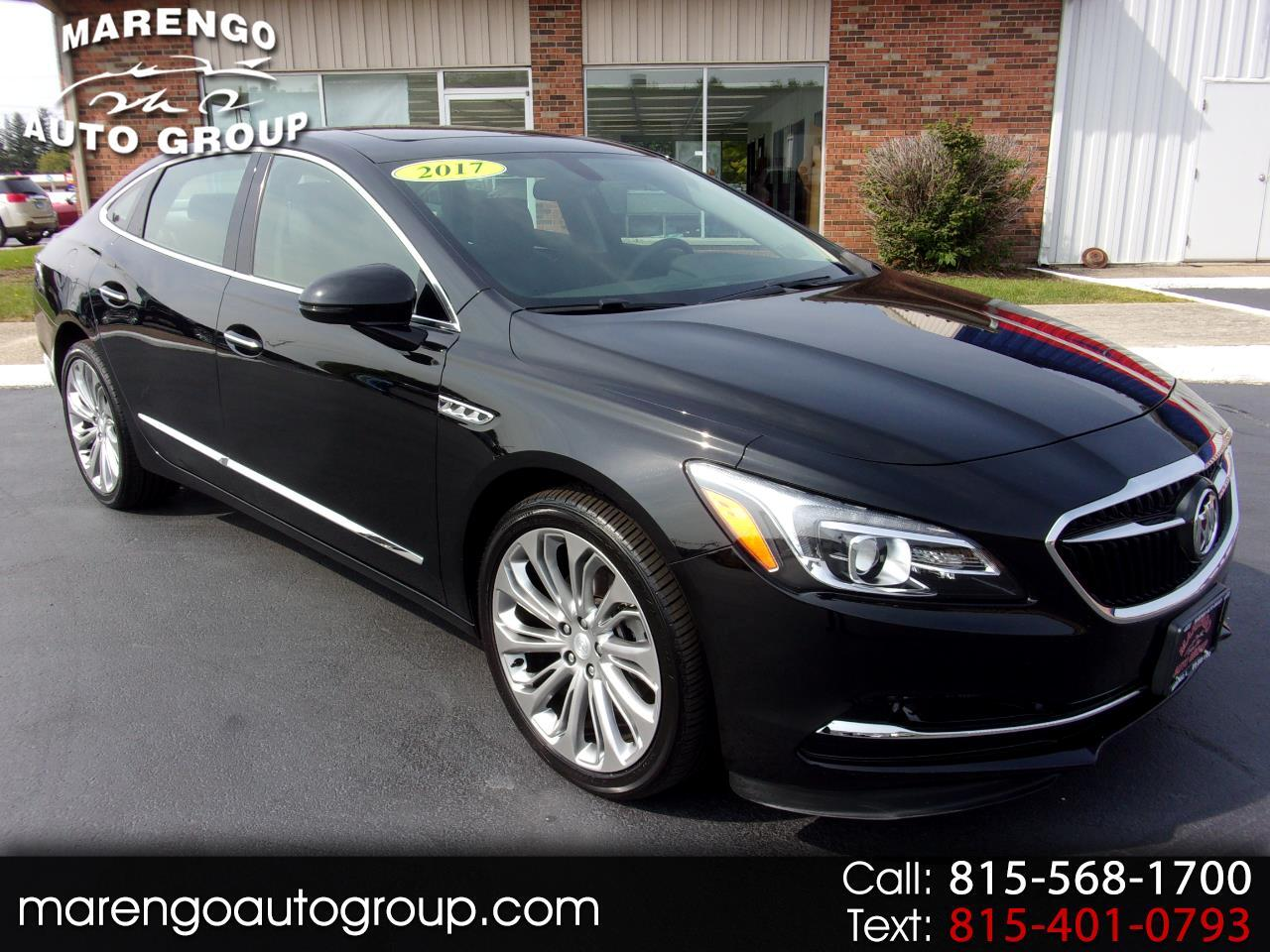 used 2017 Buick LaCrosse car, priced at $26,996