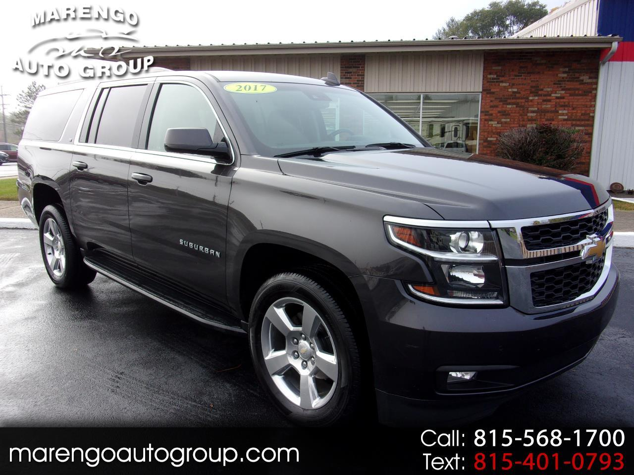 used 2017 Chevrolet Suburban car, priced at $40,996