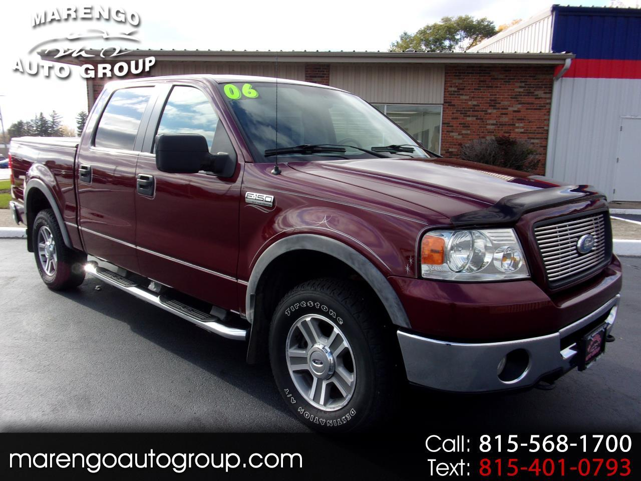 used 2006 Ford F-150 car, priced at $6,996