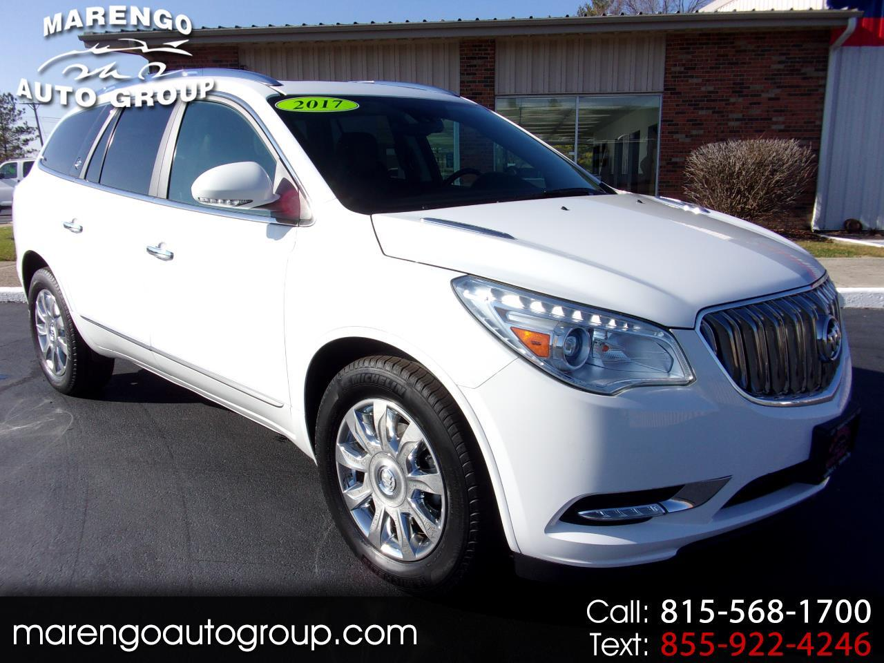 used 2017 Buick Enclave car, priced at $28,996