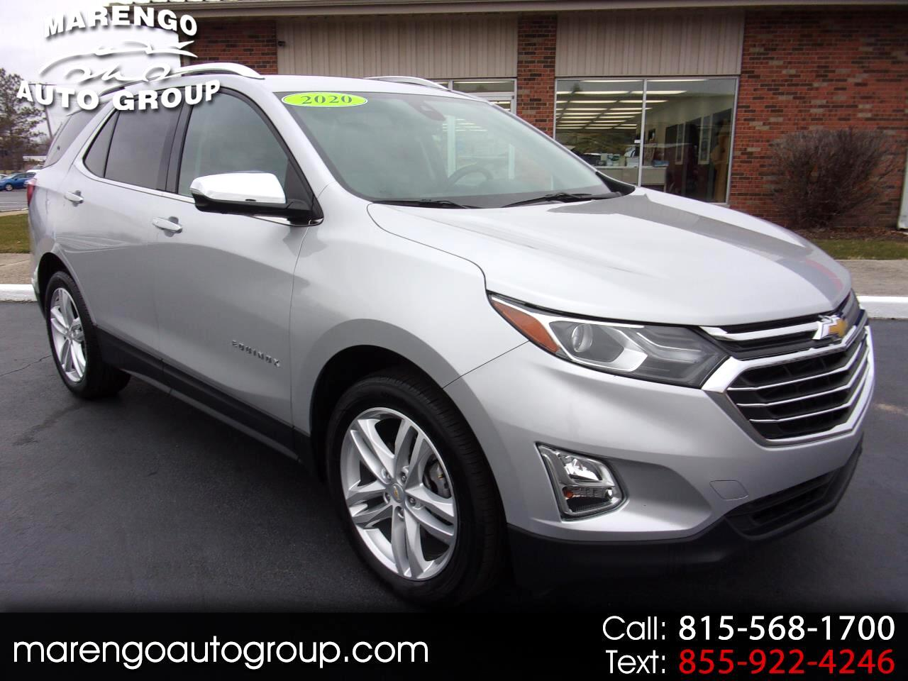 used 2020 Chevrolet Equinox car, priced at $29,996