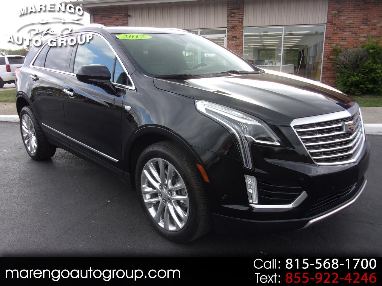 used 2017 Cadillac XT5 car, priced at $39,996