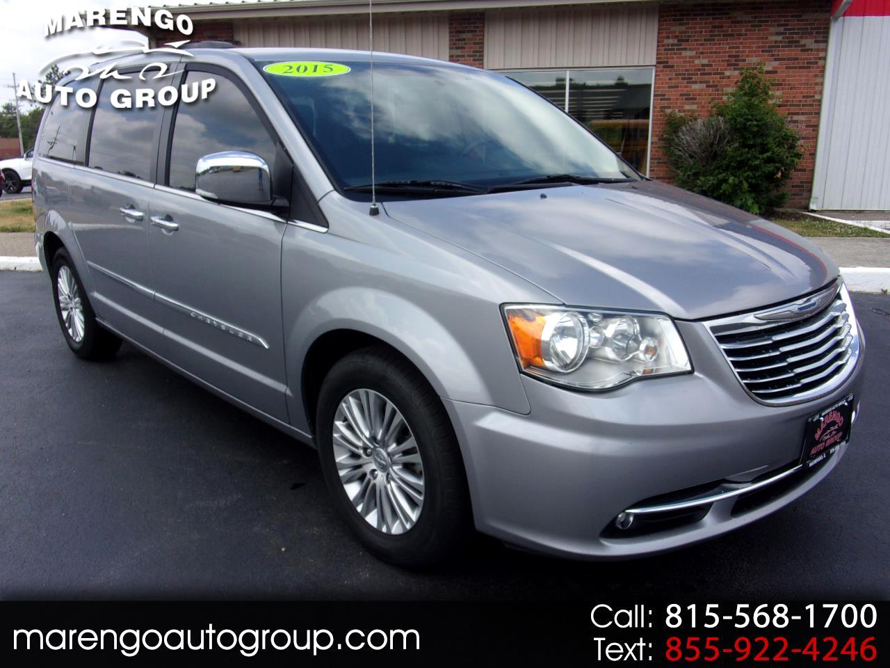 used 2015 Chrysler Town & Country car, priced at $14,996