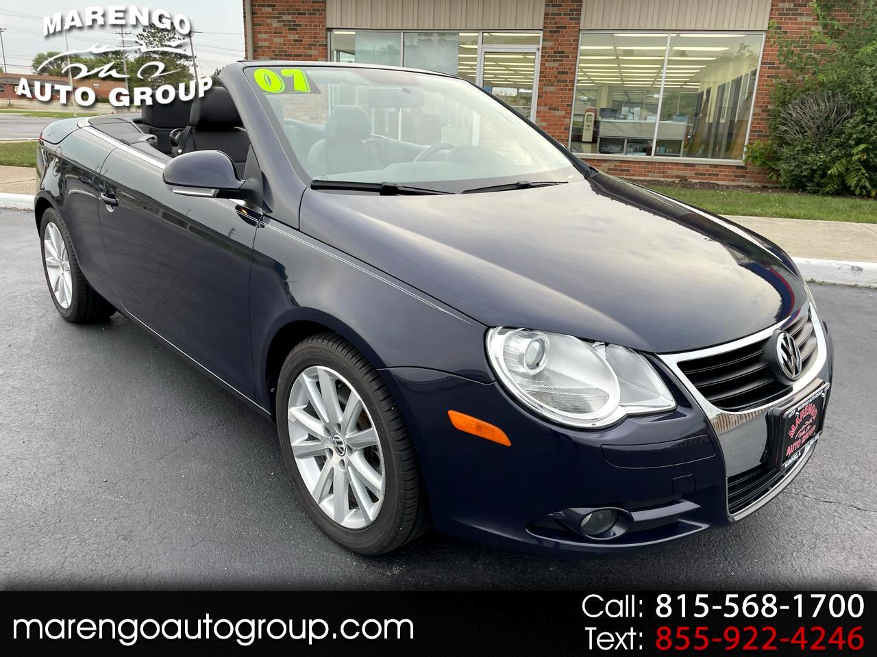 used 2007 Volkswagen Eos car, priced at $13,996