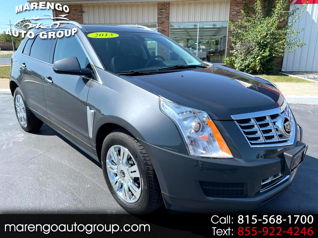 used 2013 Cadillac SRX car, priced at $14,996